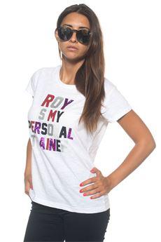 T-shirt Roy Rogers | 8 | T.SHIRT-SLUB ROYBIANCO