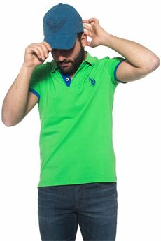 Short sleeve polo shirt US Polo Assn | 2 | 38230-41029240