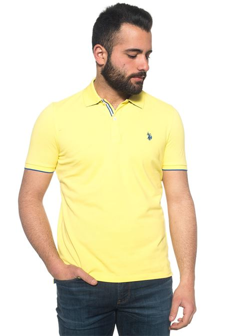 Short sleeve polo shirt US Polo Assn | 2 | 38232-41029114