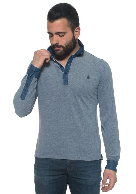 Polo shirt long sleeves US Polo Assn | 2 | 38247-50450177