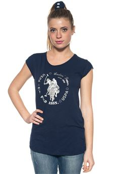 Sleeveless round-necked T-shirt US Polo Assn | 8 | 38364-50782177