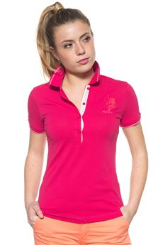 Polo in cotone piquet US Polo Assn | 2 | 38430-48439F150