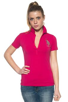 Buttonless polo shirt US Polo Assn | 2 | 38437-47041150