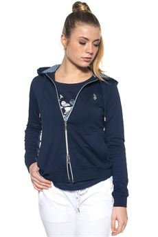 Sweatshirt with hood US Polo Assn | 20000055 | 38698-51478177