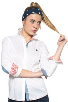 Cotton blouse US Polo Assn | 6 | 38940-51702100