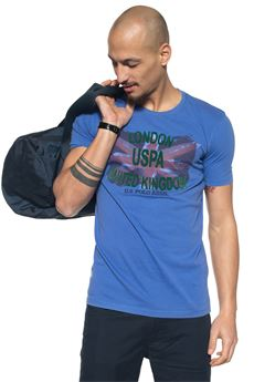 T-shirt girocollo mezza manica US Polo Assn | 8 | 39750-50313478