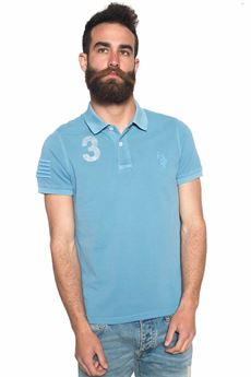 Polo in cotone piquet US Polo Assn | 2 | 39757-43414438