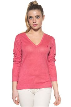 V-neck pullover US Polo Assn | 7 | 39765-51758450