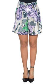 Shorts fantasia Versace Collection | 30 | G34768-G603335G7306