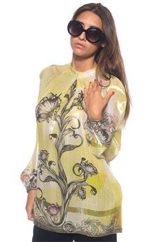 Camicia da donna a casacca Versace Collection | 6 | G34779-G603348G7527