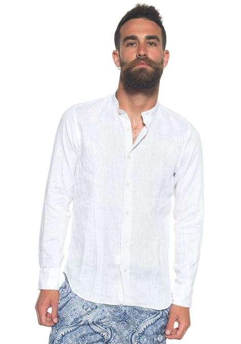 Shirt with guru collar Vincenzo De Lauziers | 6 | CO 86-VI181031