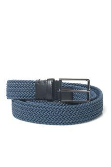 Cintura a treccia Ermenegildo Zegna | 20000041 | 9SC1-BTREN7IND