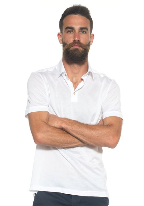 Short sleeve polo shirt E. Marinella | 2 | FEDE-EM061