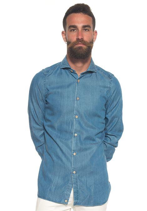 Camicia jeans E. Marinella | 6 | SASA-EM01001