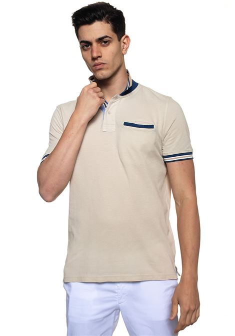 Short sleeve polo shirt Andrea Fenzi | 2 | 08-C830638330