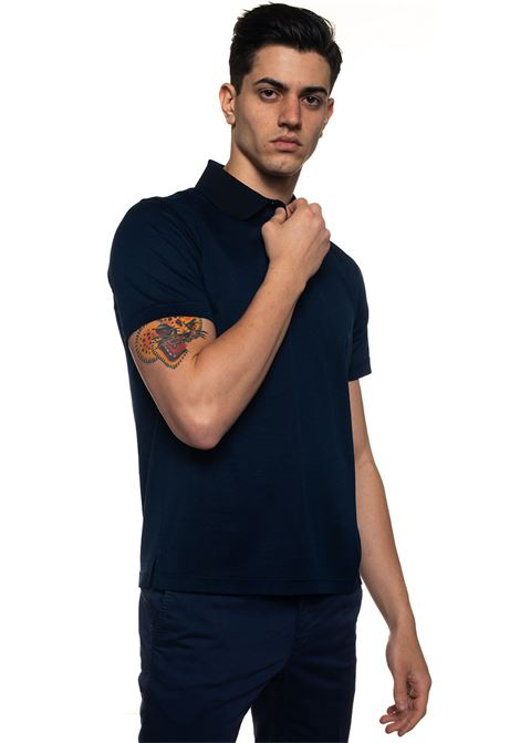 Short sleeve polo shirt Andrea Fenzi | 2 | 13P-C845634920