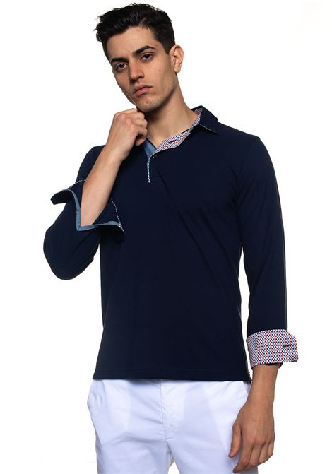 Polo shirt long sleeves Andrea Fenzi | 2 | 49-C802134920