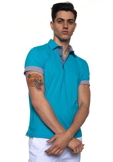 Polo mezza manica Andrea Fenzi | 2 | 4Y-C802034657