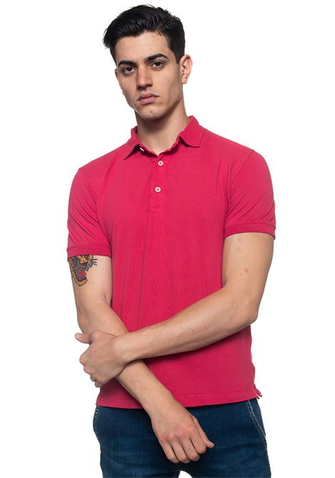 Short-sleeved polo shirt Andrea Fenzi | 2 | 4Y-C851132401