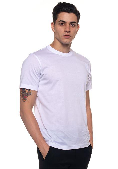 T-shirt girocollo Andrea Fenzi | 8 | 8M-C845130000