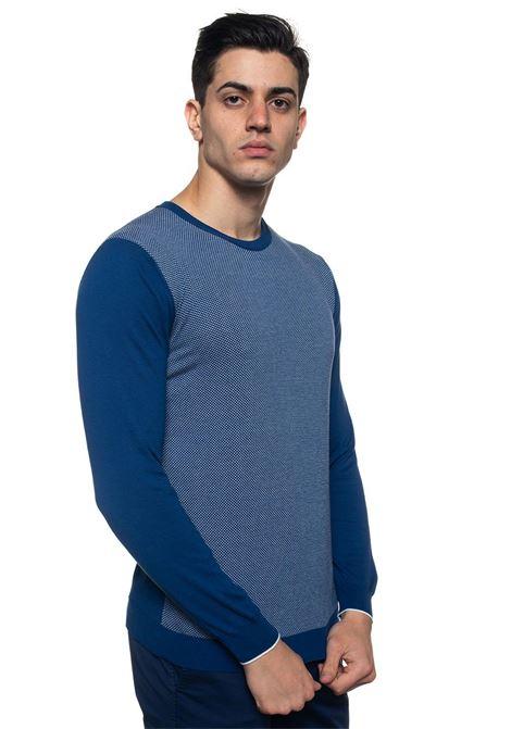 Round-necked pullover Andrea Fenzi | 7 | G01-C717734676