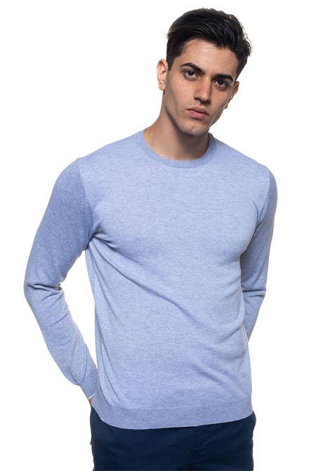 Round-necked pullover Andrea Fenzi | 7 | G01-C717739119