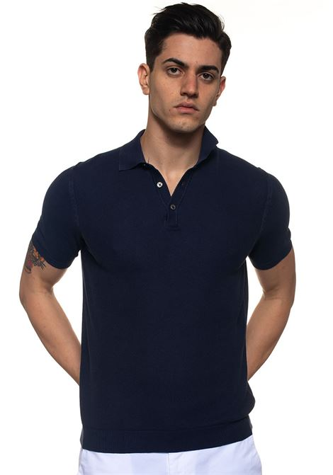 Short-sleeved polo shirt Andrea Fenzi | 2 | P13-C72754758