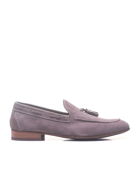 Suede loafer Angelo Nardelli | 12 | 82238-G6800679