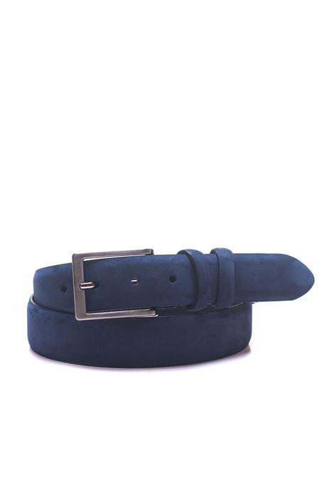 Cintura in camoscio Angelo Nardelli | 20000041 | 83470-G909651