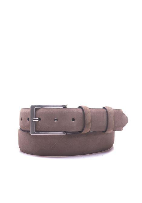 Suede belt Angelo Nardelli | 20000041 | 83470-G909680
