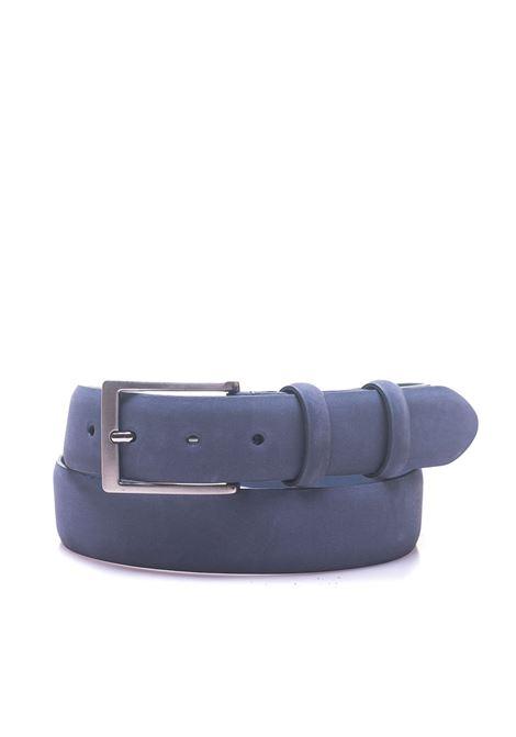 Cintura in camoscio Angelo Nardelli | 20000041 | 83470-G909695