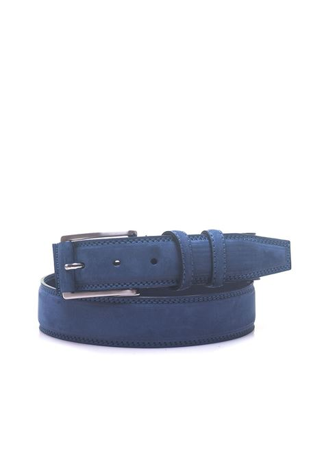 Leather belt Angelo Nardelli | 20000041 | 83471-G909651