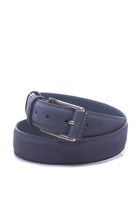 Leather belt Angelo Nardelli | 20000041 | 83471-G909695
