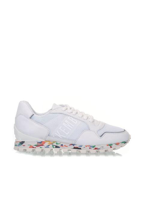 Sneaker Bikkembergs | 5032317 | BKE108974-FENDERLEATHER WHITE