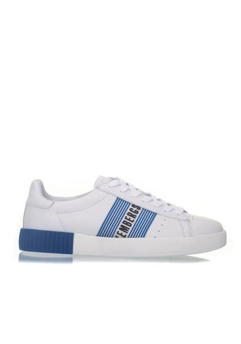 Sneaker Bikkembergs | 5032317 | BKE109030-COSMOSWHITE/BLUETTE