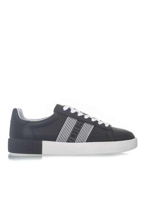Cosmos Sneakers with laces Bikkembergs | 5032317 | BKE109031-COSMOSBLACK/WHITE