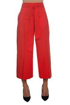 Wide trousers Blue Les Copains | 9 | 0J30000462