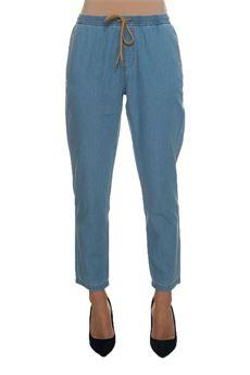 Soft trousers Blue Les Copains | 9 | 0J31700147