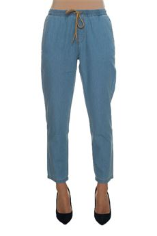 Pantalone morbido Blue Les Copains | 9 | 0J31700147