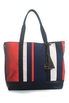 Shopper bag Blue Les Copains | 31 | 0JA3703462