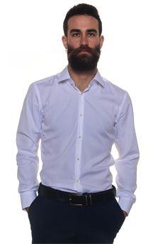 Camicia classica da uomo Jenno BOSS by HUGO BOSS | 6 | JENNO-50380347100