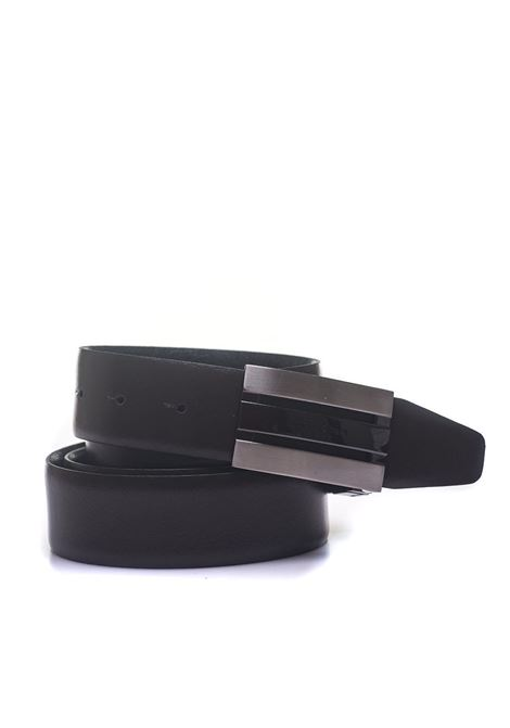 Oseo_Or35_ps Leather belt BOSS by HUGO BOSS | 20000041 | OSEO_OR35-50386190002