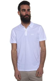 Pallas polo shirt in piquè BOSS by HUGO BOSS | 2 | PALLAS-50303542100