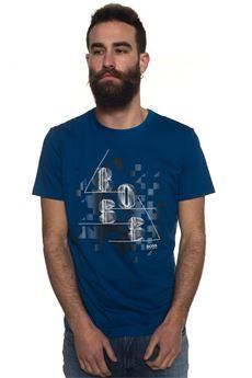 Tee 3 round-necked T-shirt BOSS by HUGO BOSS | 8 | TEE-50383412420