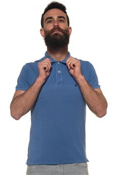 Polo shirt in cotton Brooksfield | 2 | 201A-A0187125