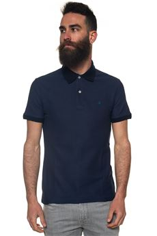 Polo shirt in cotton piquet Brooksfield | 2 | 201A-A0260864