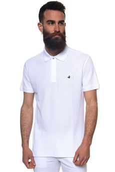 Polo shirt in cotton piquet Brooksfield | 2 | 201A-A0269100
