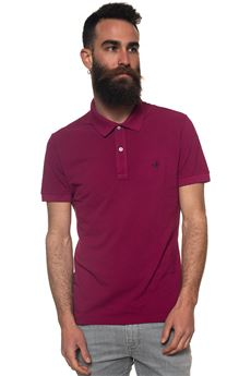 Polo shirt in cotton Brooksfield | 2 | 201A-A0320834