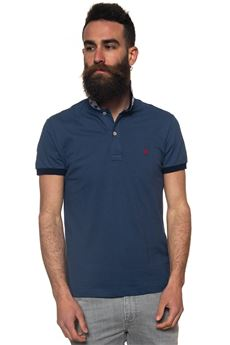Polo in cotone piquet Brooksfield | 2 | 201A-B011V0032
