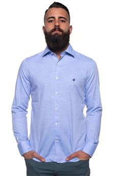 Long-sleeved cotton shirt Brooksfield | 6 | 202G-Q215V0031